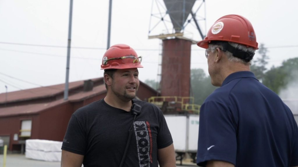 """Hancock Lumber is a family business that has used the local resource here in Casco since 1848 to develop into a world-class company. Everything you need to grow as a person is here for you. As an employee, you'll have a stable job, good pay, and great people to work with. I think that's what defines Hancock Lumber, and makes it a great place to work."""""""